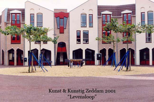 Kunst & Kunstig Zeddam, 2001